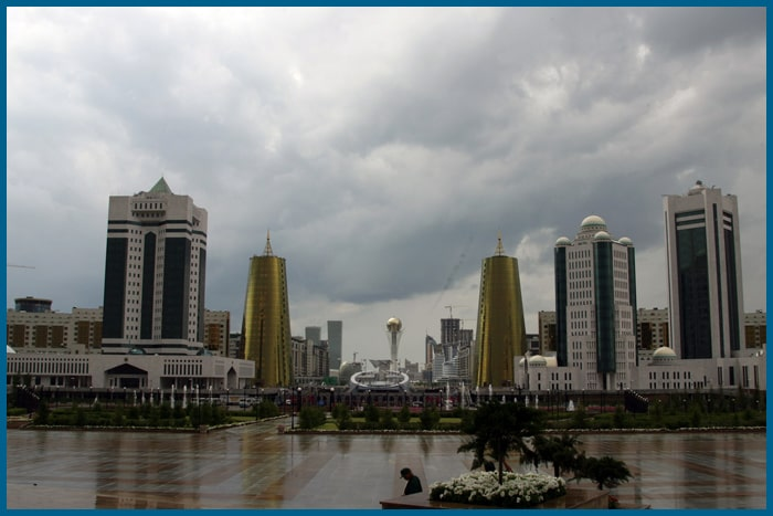 Kazakhstan tours, Tour in Kazakhstan: Tour 6.